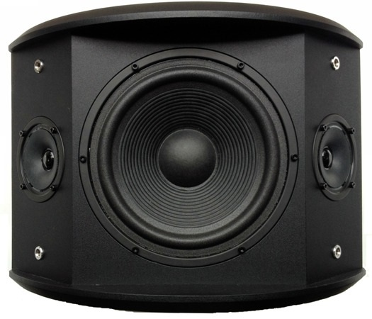 LOA AAD W8 SPEAKERAC